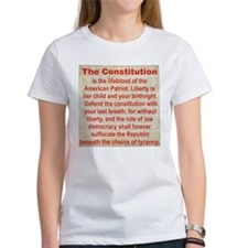 THE CONSTITUTION Tee