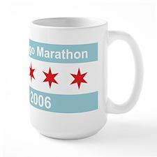 2006 Chicago Marathon Mug