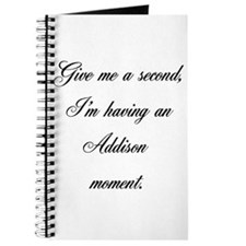 Addison Moment Journal