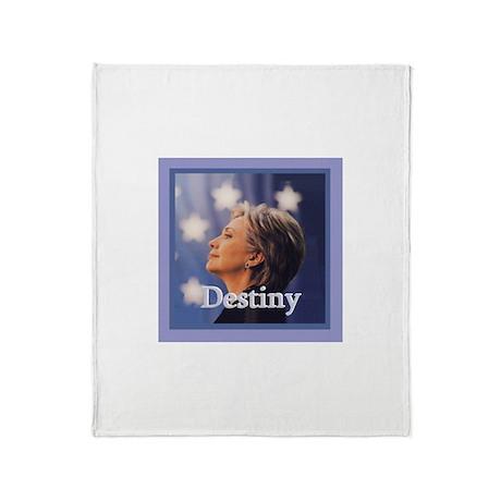 Hillary DESTINY Throw Blanket