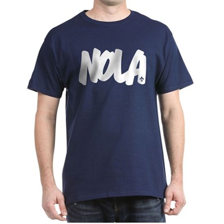 NOLA Brushed Dark T-Shirt