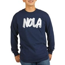 NOLA Brushed T