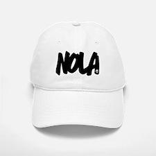 NOLA Brushed Baseball Baseball Cap