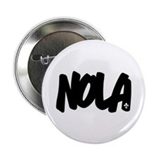 "NOLA Brushed 2.25"" Button"