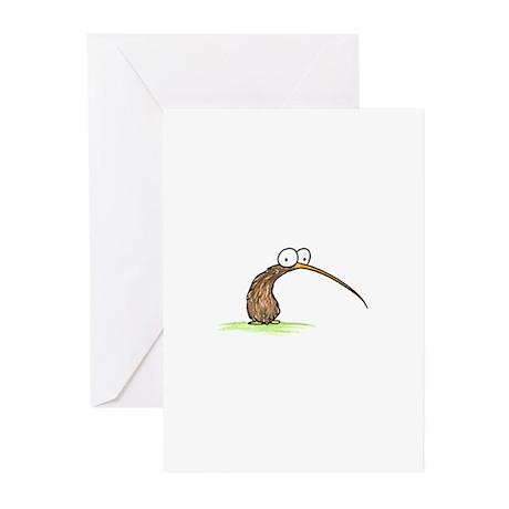 Kiwi Greeting Cards (Pk of 10)