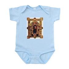 Jesus Illumination Infant Creeper