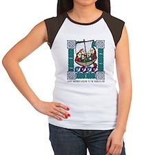 Saint Brendan Women's Cap Sleeve T-Shirt