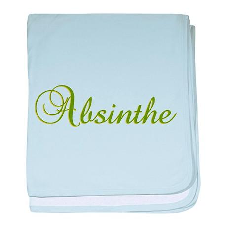 Absinthe Infant Blanket