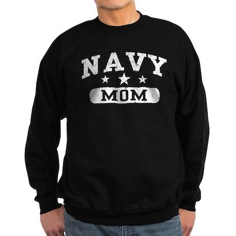 Navy Mom Sweatshirt (dark)
