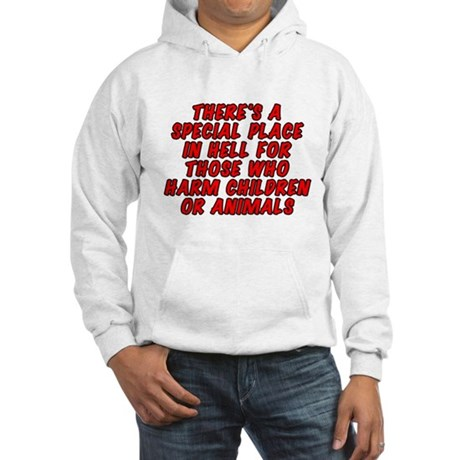 There's a special place Hooded Sweatshirt