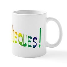 Viva Vieques Small Mug