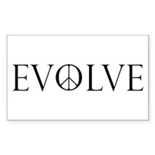 Evolve Peace Perpetua Decal