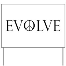 Evolve Peace Perpetua Yard Sign