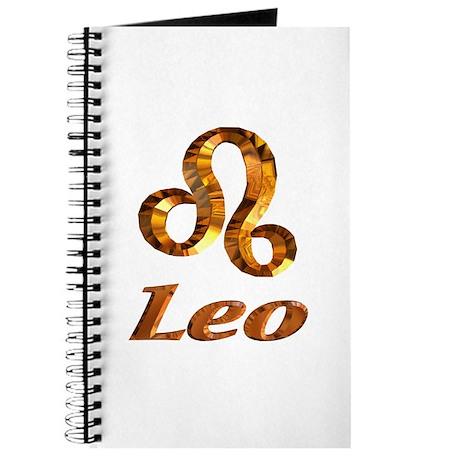 Leo Zodiac Gifts Journal
