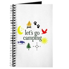 Let's go camping! Journal