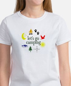 Let's go camping! Tee