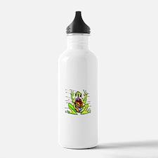 Frog Anatomy Water Bottle