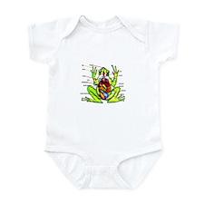 Frog Anatomy Infant Bodysuit