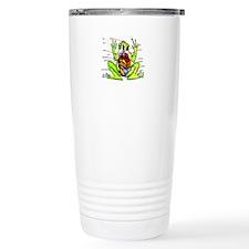 Frog Anatomy Travel Mug