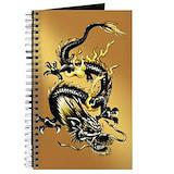 Chinese dragon Journals & Spiral Notebooks