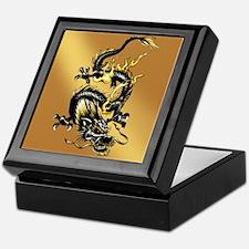 Dragon Keepsake Box