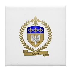 LAGACY Family Crest Tile Coaster