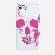 skull-face_pk.png iPhone 7 Tough Case
