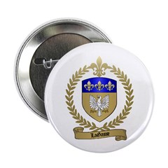 """LAGASSE Family Crest 2.25"""" Button (10 pack)"""
