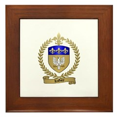 LEGACY Family Crest Framed Tile