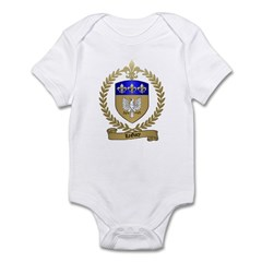 LEGACY Family Crest Infant Creeper