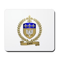 LEGACY Family Crest Mousepad