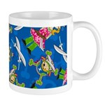 Cute Eyepatch Pirate Girl Coffee Mug