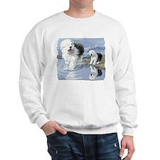 OES at the beache Sweatshirt