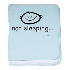 Baby Not Sleeping Infant Blanket
