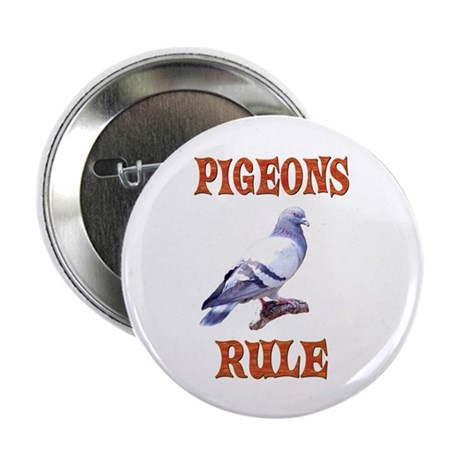 "Pigeon 2.25"" Button"