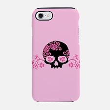 skull-fl-pattern_pk_j.png iPhone 7 Tough Case