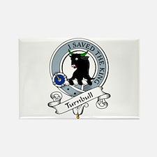 Turnbull Clan Badge Rectangle Magnet (10 pack)