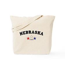 Nebraska Tote Bag