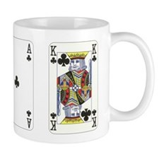Unique King of clubs Mug