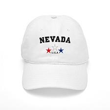 Nevada Baseball Cap