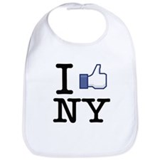 Unique Facebook like Bib