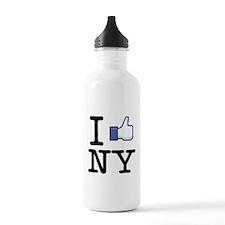 Cute Facebook like Water Bottle