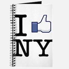 Cute Facebook like Journal