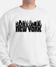 New York Skyline Sweatshirt