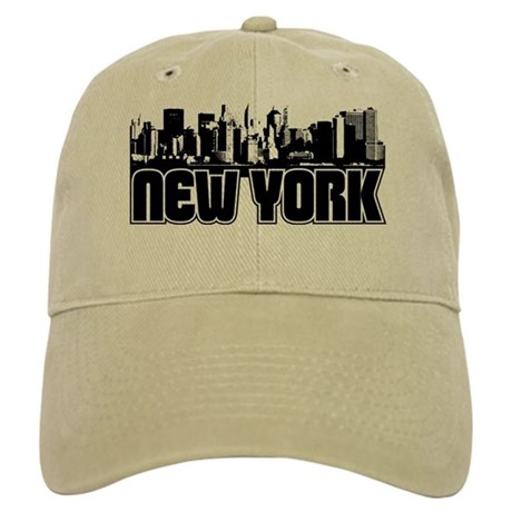 New York Skyline Cap