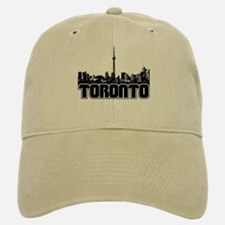 Toronto Skyline Baseball Baseball Cap