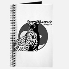Leopard Kung Fu Logo Journal