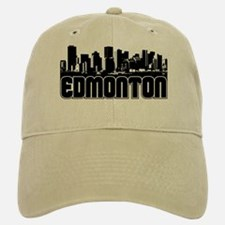 Edmonton Skyline Baseball Baseball Cap