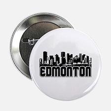"Edmonton Skyline 2.25"" Button"