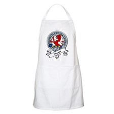 Stuart Clan Badge BBQ Apron